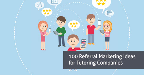 100 referral marketing ideas