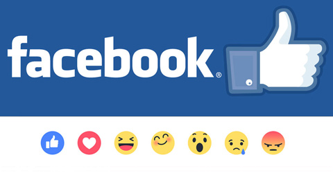 Facebook likes or emojis
