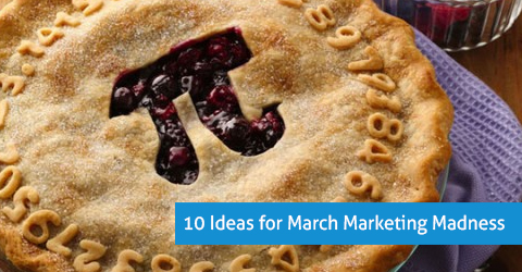 March Promotions and Pie