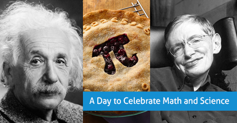 Remembering Stephen Hawking on Pi Day