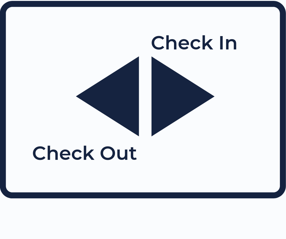 Oases New Feature – Check-In Check-Out Mode
