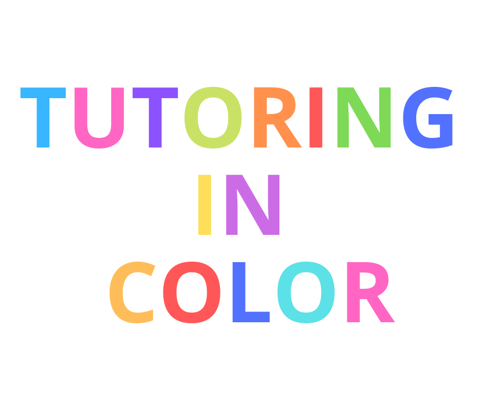 tutoring in color